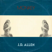 "J.D. Allen - Monkey (Vinyl 12"" - 1985 - IT - Original)"