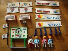 Playmobil city 3868: FOOTBALL DE RUE - STRAATVOETBAL 1996