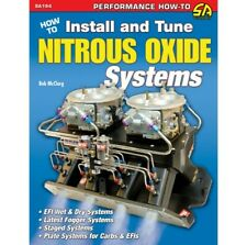 How To Install and Tune Nitrous Oxide Systems Cartech Manual SA194P