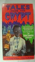 Tales from the Crypt The Robert Zemeckis Collection VHS 1999 Horror Scary Story