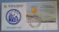 First day of issue, 1993 St. Vincent / Grenadines, Bicentennial of 1st Air Mail