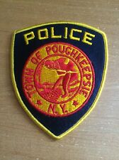 PATCH POLICE POUGHKEEPSIE - NY NEW YORK state