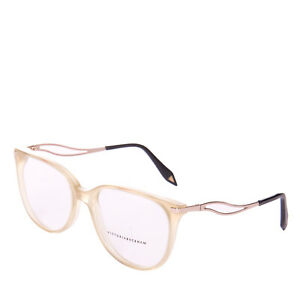 VICTORIA BECKHAM Optical Butterfly Frame Clear Eyeglasses HANDMADE in Italy