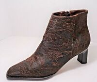 Mint Art Effects Womens Ankle Boots Womens Bootie Women Shoes US Size 6A
