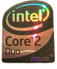 Intel Core 2 Duo SPECIAL EDITION STICKER ADESIVO LOGO 19x24mm (294)