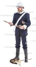 Reproduction 1879 Natal Carbineers Officers Uniform - made to order
