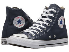 f0bace74e14 Converse All Star Hi Shoes Chucks Navy White Blue M962 EUR 43
