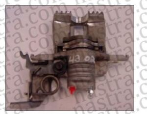 Disc Brake Caliper Rear Left Nastra 11-4302