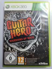 Guitar Hero Warriors of Rock COMPLETO XBOX 360 COMPLETAMENTE EN ESPAÑOL+regalo