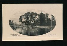 Canada British Columbia CHILLIWICK Hope River c1900/10s? PPC local pub E H Cowan