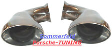 PORSCHE 993 Turbo cuprohr SCARICO SPORTIVO/SPORT EXHAUST MUFFLER