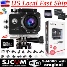 32GB 100% Original SJCAM SJ4000 WIFI Action Sport 1080P Waterproof Camera w/Gift