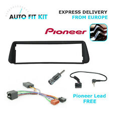 Citroen Xsara Picasso Fitting Kit + Steering Wheel Adaptor CTSCT002 Pioneer lead