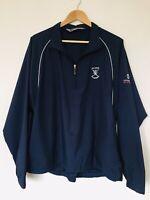 Sunderland of Scotland Mens Club Windshirt Golf Jacket Medium