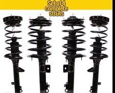 Complete 4 Wheel Loaded Struts/Shocks Assembly Kit- Fits 07-13 Lincoln Navigator