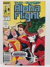 Alpha Flight - Vol. 1, No. 70 -Marvel Comics 1989 PART 4 OF 4 GREAT CONDITION NM