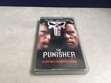 THE PUNISHER UMD VIDEO SONY PSP