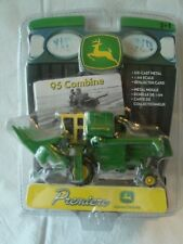 2006 PREMIERE  JOHN DEERE #7   95 COMBINE  1/64  MUDDY  RARE  with CARD Die-cast