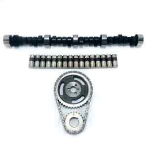 Chevy SBC 350 5.7L HP 447/447 Camshaft Lifters & Timing Kit L-79 327 3863151