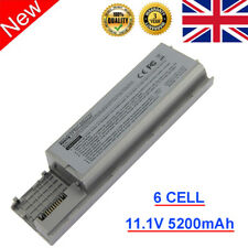 For Dell Latitude D620 D630 D631 D640 M2300 TYPE PC764 TC030 6cell Battery UK