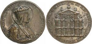 Medal Façade De L'Église Saint-Paul-Saint-Louis 1627 France (46016)