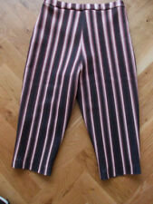 Striped 13-17 in. Inseam Shorts for Women
