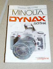 Minolta Dynax 505si, 505 si , Buch, Thomas Maschke,   laterna magica, neu