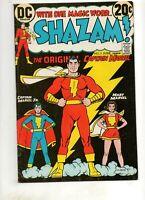 Shazam! #3 DC 1973 Glossy VF- 7.5 1ST MARY & CAPTAIN MARVEL Jr. COVER since G.A.