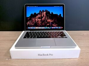 MACBOOK PRO 13 Retina 3.1GHz Intel i5 Turbo | 8GB RAM 256GB SSD | MacOS-2020
