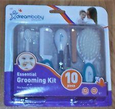 Dreambaby Essential Grooming Kit in Storage Case, 10 pc - Factory Sealed - Nip!
