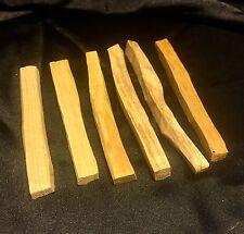 Palo Santo Holy Wood Incense 10 sticks (4+inches long) Meditation,Yoga, Massage