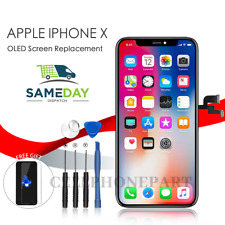 For iPhone X OLED Display Touch Screen Replacement Digitizer Assembly (NOT LCD)