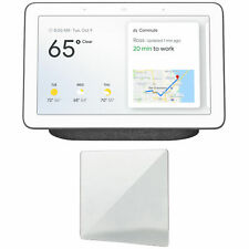 Concentrador de nido de Google con el asistente de Google (GA00515-US) y protector de pantalla de carbón vegetal