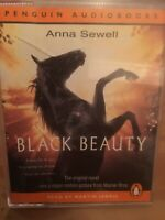 BLACK BEAUTY AUDIO BOOK CASSETTE TAPE - ANNA SEWELL