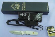 Puma Knife 182050 Around Steel Integral Fixed Blade 1.4116 Steel German 2015