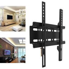 Support mural tv pour écrans plats fixe ultra fin 12-37 pouces - 25 kg