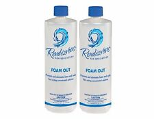 * 2 Pack Glb Rendezvous Foam Out 1qt - Combined Shipping See Description
