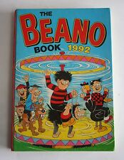 The Beano Book 1992, Published in Great Britain by D. C. Thomson & Co., LTD.