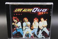 Status Quo - Live Alive Quo (1992) (CD) (Polydor – 517 367-2)