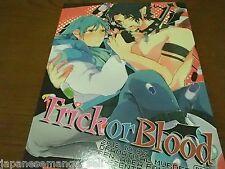 DRAMAtical Murder yaoi doujinshi Dmmd REN X AOBA (B5 66page) SMAT Trick or Blood