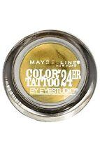Maybelline Color Tattoo 24 Hour Cream Eyeshadow, Gold Rush