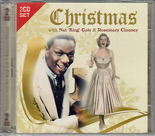 CD ALBUM NAT KING COLE & ROSEMARY CLOONEY *CHRISTMAS* (NEUF SCELLE)