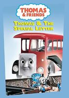 Thomas & Friends Thomas  the Special Letter DVD WITH CASE & ART BUY 2 GET 1 FREE