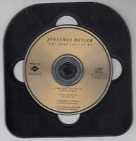 JONATHAN BUTLER - Take Good Care Of Me - Deleted 1987 UK 4-track Jive CD single