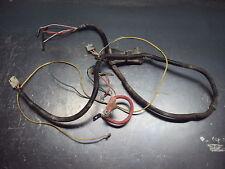 96 1996 POLARIS EXPRESS 300 FOUR WHEELER BATTERY CABLE CABLES NEG POS WIRING