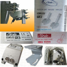 "TV Satellitare Stab-USALS MOTOR HH100 ""rotorsat"" PARABOLA Taglie < 1.2 METRI"