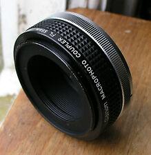 Genuine Canon FL FD MACRO PHOTO COUPLEUR REVERSE Mount hélicoïde FL55 55 mm