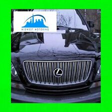 CHROME GRILLE TRIM FOR 1999-2003 LEXUS RX300 RX 99 00 01 02 03 2000 2001 2002