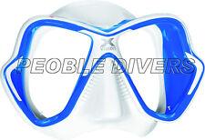 MARES X-Vision LiquidSkin 13 Scuba Mask Brand New - Super Colors super soft