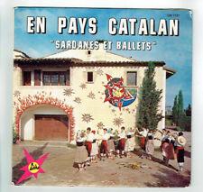 """COBLA BARCELONA Vinyl 45T EP 7"""" PAYS CATALAN Sardanes Ballets DINO 1721 RARE"""
